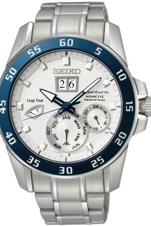 Seiko Sportura Kinetic SNP085P1
